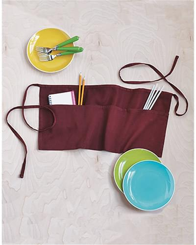 Waist Apron with Pockets